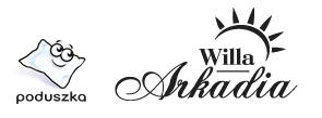 Poduszka Willa Arkadia